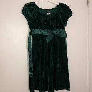 Holiday Editions Girls Short Sleeve Dress